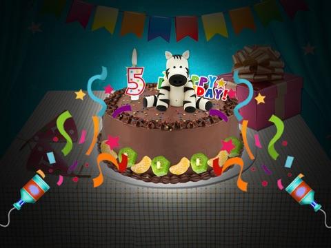 Birthday Cake! - Crazy Cooking Gameのおすすめ画像4