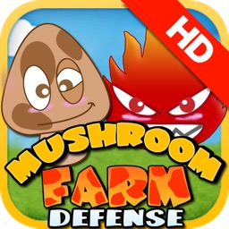Mushroom Farm Defense HD