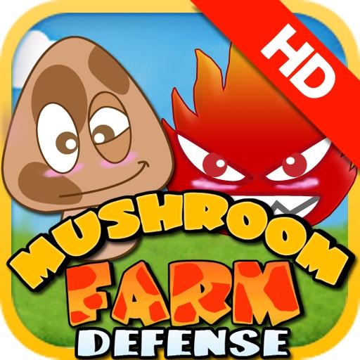 mushroom farm defense hd by afolijsc