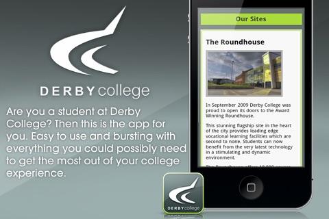 Derby College Student Handbook screenshot-3