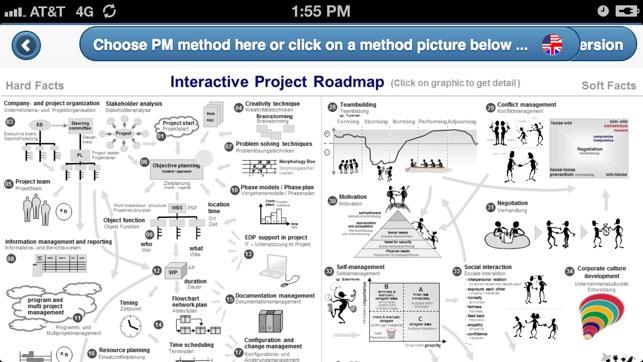 Project Roadmap App im App Store