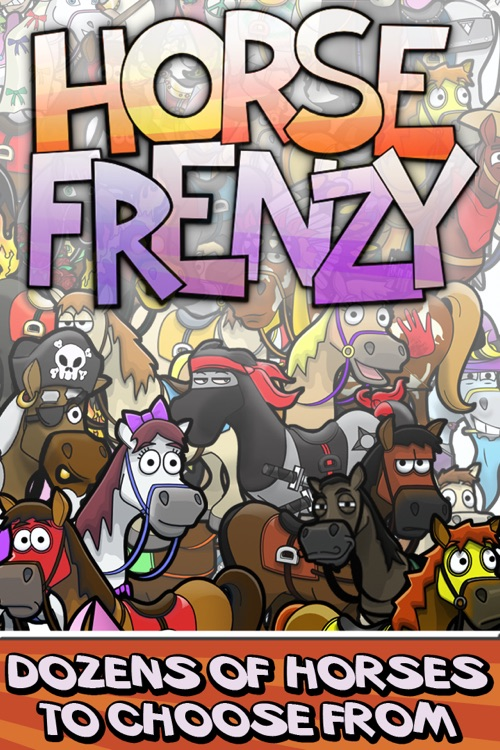 Horse Frenzy screenshot-0