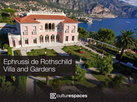 Screenshot #4 pour Ephrussi de Rothschild Villa & Gardens: official application