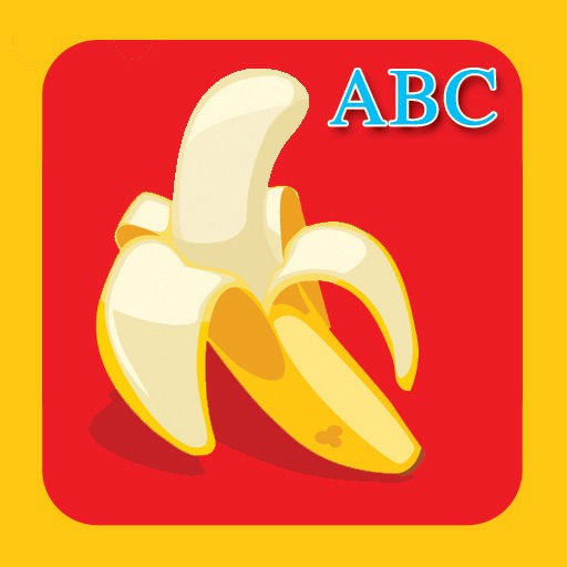 Alphabet Flashcards - Fruits and Vegetables!