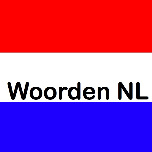 Woorden NL Dutch Course icon
