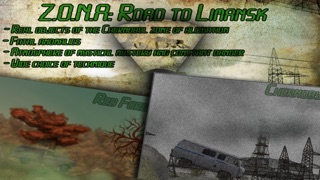 Z.O.N.A: Road to Limansk HD Liteのおすすめ画像3