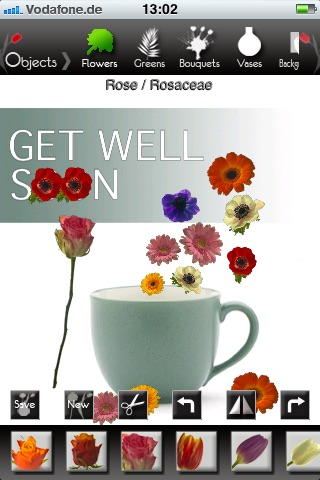 The Florist on iPhone, free version-1