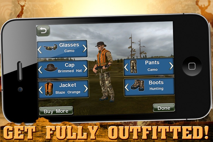 Deer Hunter Challenge screenshot-3
