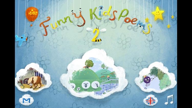 Funny Kids Poems 2