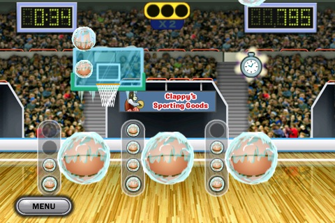 Hoops Madness Lite screenshot-3