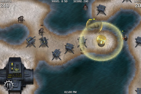 TriDefense screenshot-2