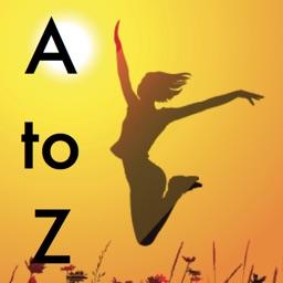 A-Z Ways to be Happy
