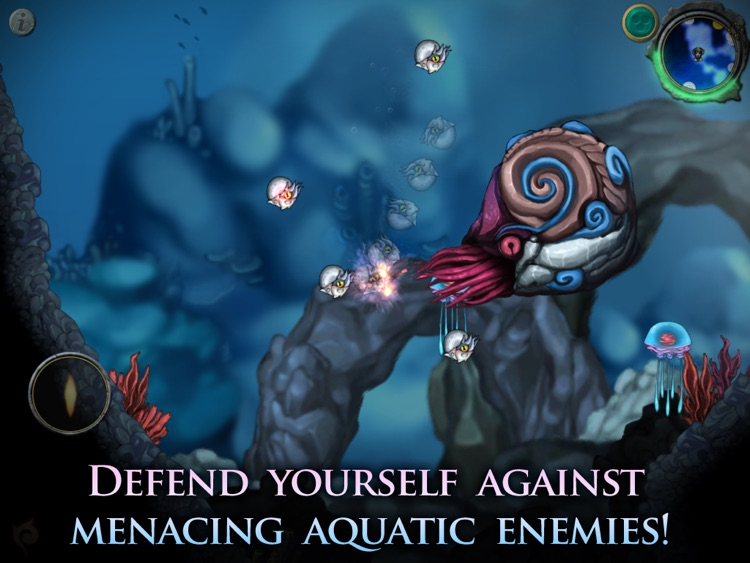 Aquaria screenshot-2