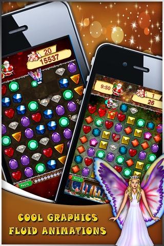 Jewel Magic Xmas screenshot two