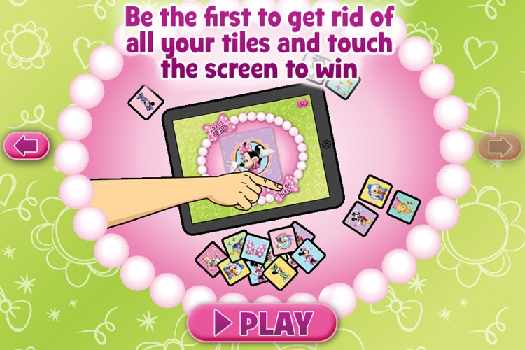 Minnie Mouse Matching Bonus Game