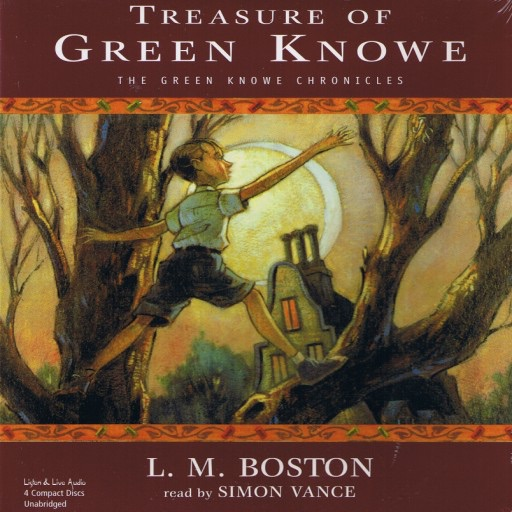 Treasure Of Green Knowe (Audiobook)