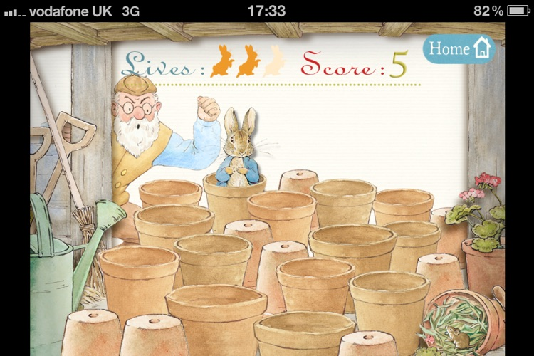 The Original Tale of Peter Rabbit™ screenshot-3