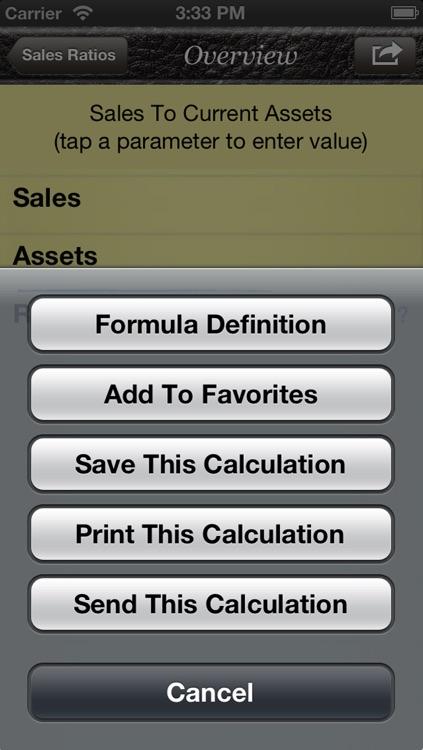 Finance Formulator screenshot-4