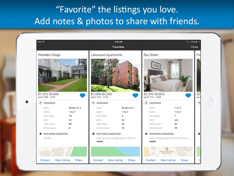 Apartments and Houses For Rent by MyNewPlace screenshot-4