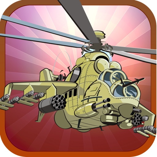 Awesome Helicopter War Assault Game By Army Flight Shooter Pro