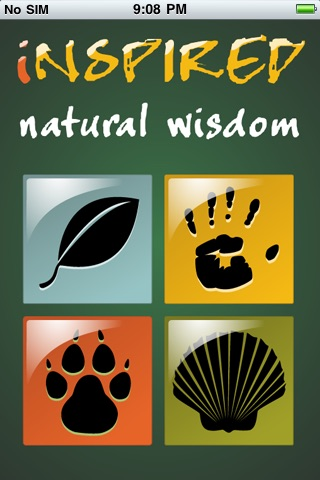 Inspired Natural Wisdom and Audio Affirmations screenshot-4