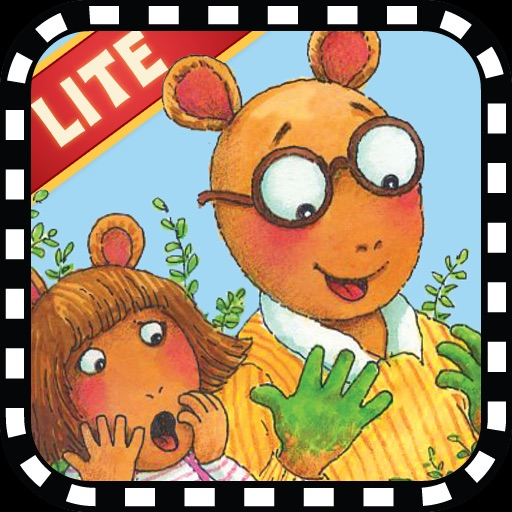 Arthur Turns Green - by Marc Brown - LITE