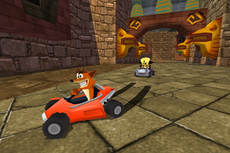 Crash Bandicoot Nitro Kart 2 screenshot-4