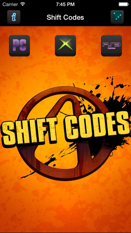 Shift Codes for Borderlands 2 Pro