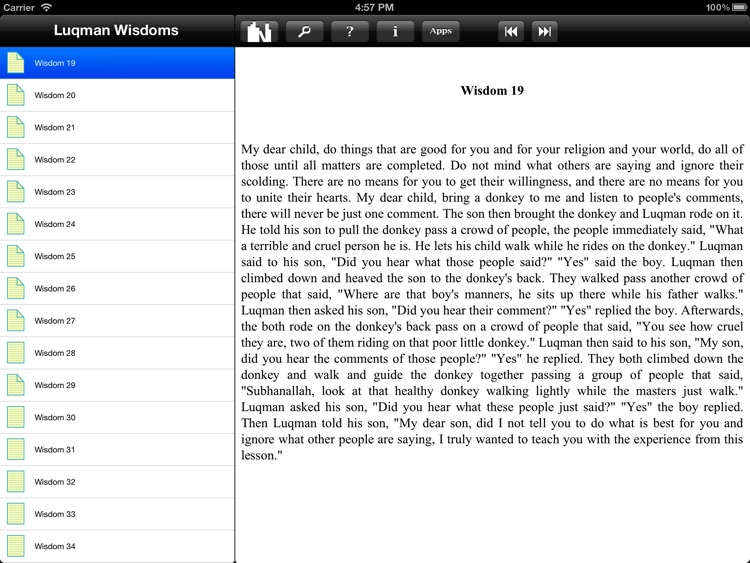Muslim Book Pack for iPad screenshot-3