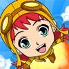 Steam Jump - Flying Steampunk Super Hero