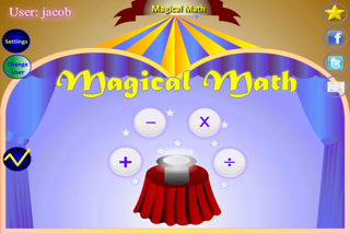 Magical Math Lite: Math is Logic screenshot one