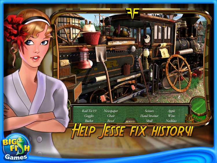 Flux Family Secrets: The Rabbit Hole Collector's Edition HD screenshot-3