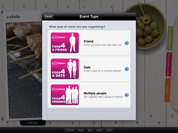 Tapas Cookbook+ by Food4Friends screenshot-4