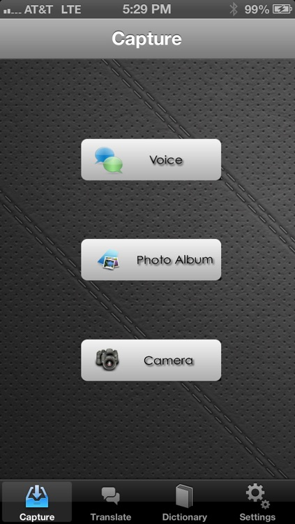 Blink! Pro - Voice and Photo Recognition & Translator