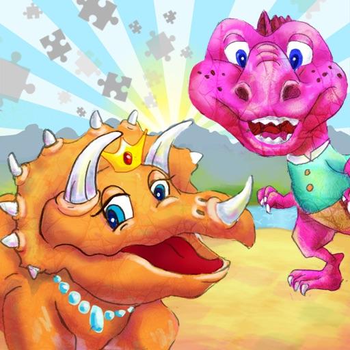 Dinosaur Kingdom Color Puzzle ™