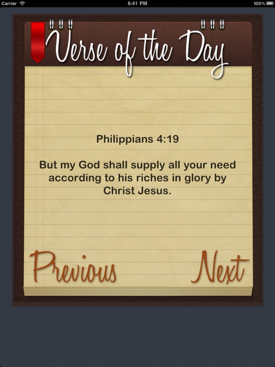 Verse of the Day (FREE)