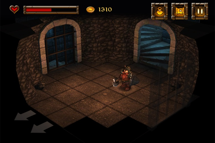 Dwarf Quest screenshot-1