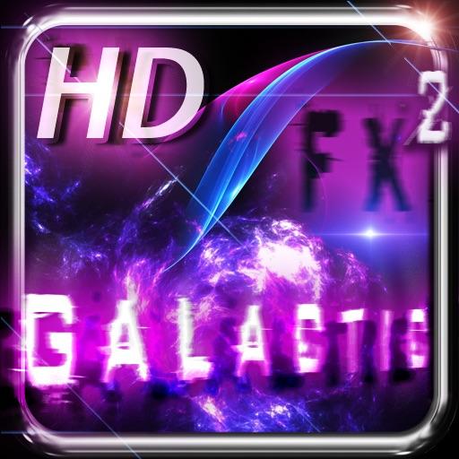 Galactic FX ² HD : iPad Edition