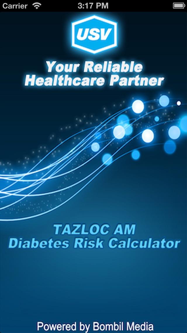 Screenshot #2 pour USV Tazloc AM Calculator