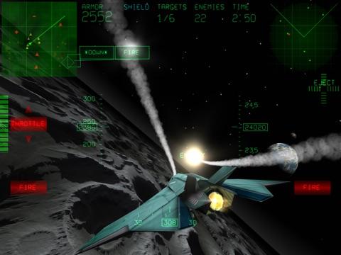 Fractal Combat для iPad