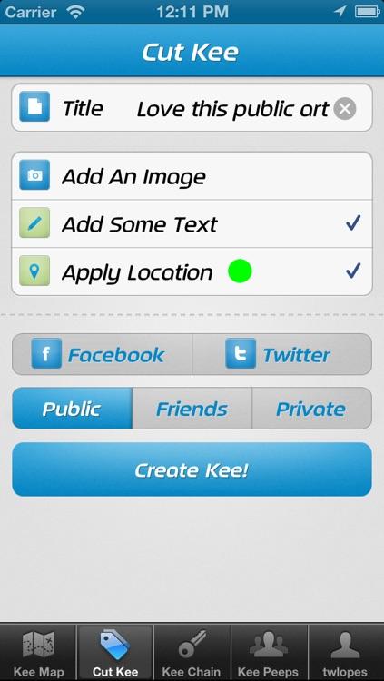 Kee screenshot-4