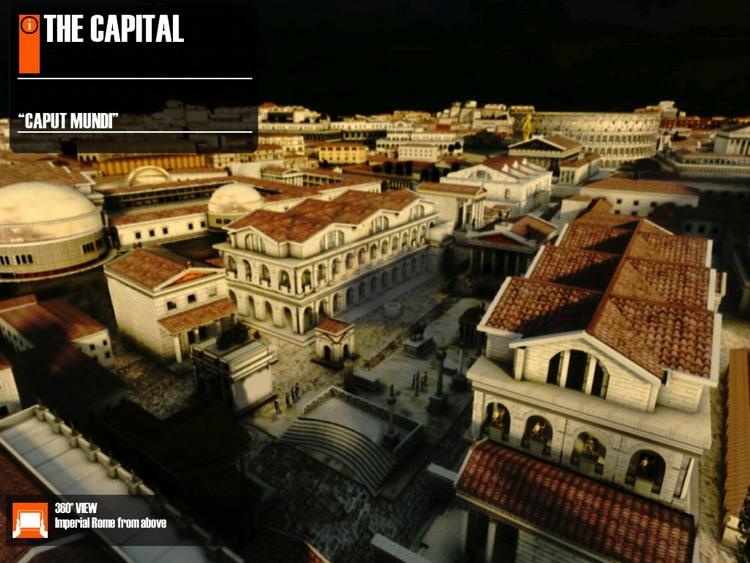 Virtual History ROMA