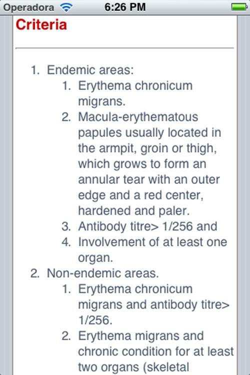 Rheumatology screenshot-4