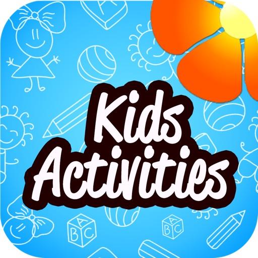 Kids Activities - Games, Arts & Crafts