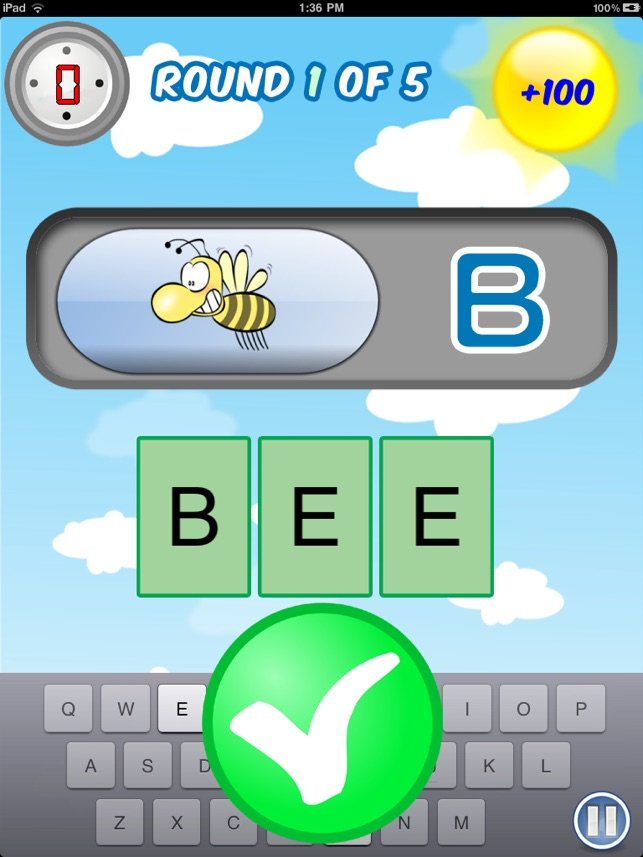AAA Typing Bee on the App Store