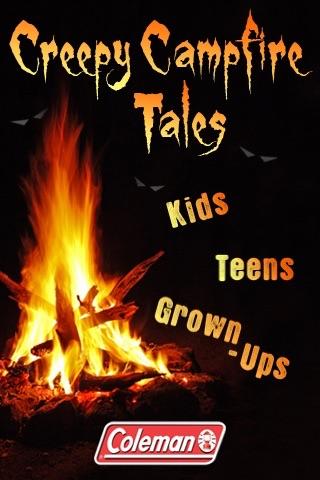 Coleman® Campfire Tales screenshot-0