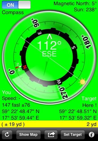 Compass Go screenshot-3