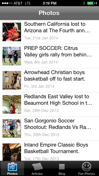 Redlands Daily Facts Prep Sports