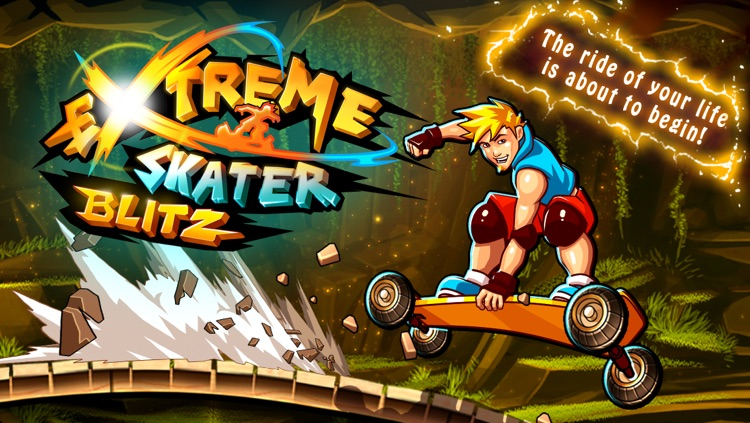 Extreme Skater Blitz