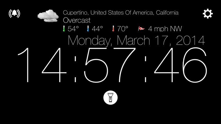 Smartest Alarm Clock screenshot-3